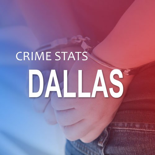 ADT Crime Statistics for Dallas Texas