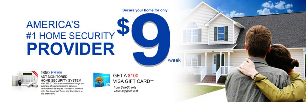 ADT Security Packages on sale now | ADT Authorized Dealer